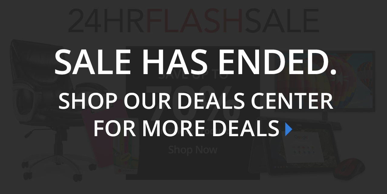 Save up to 70% in our 24 Hour Flash Sale