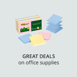 Your everyday Office Essentials Great Savings on this week's office supplies deals