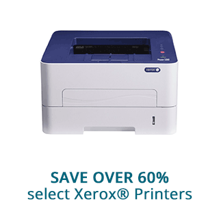 Save Over 60% select Xerox® Printers. Shop Now
