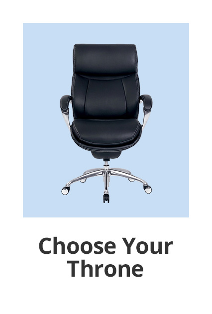 Choose your throne