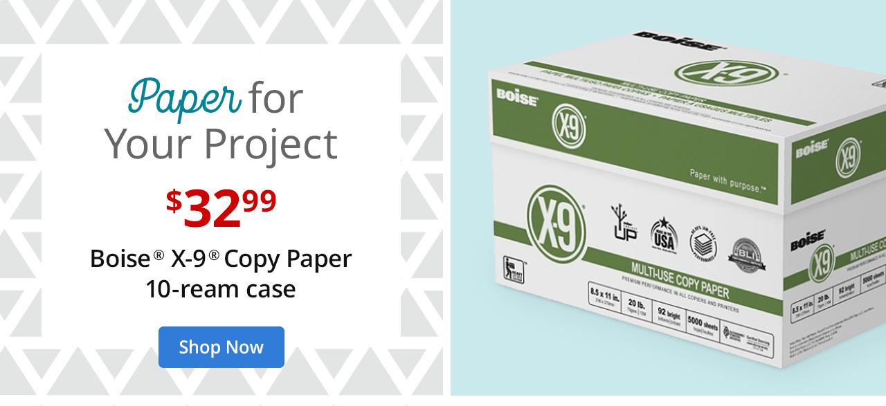 Paper deals