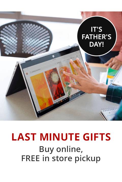 Father's Day Last Minute Gift Guide