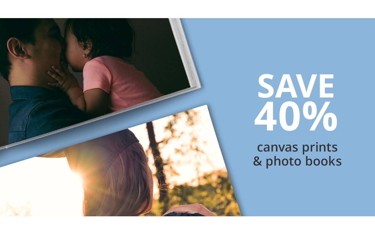 Up to 40% Pictures & Canvas Prints