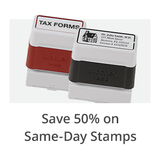 Save up to 25% on Brother® Stamps