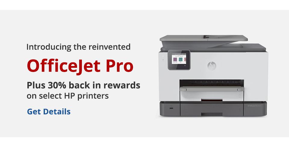 HP OJ printer