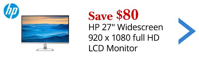 Save $80 monitor