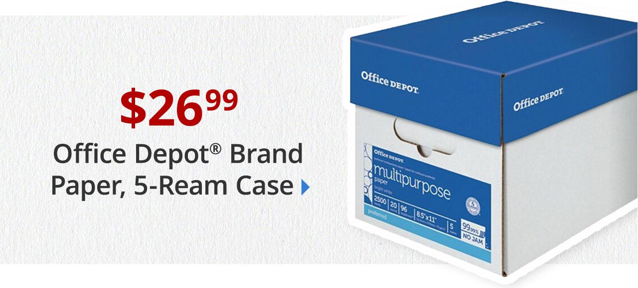 $26.99 5 ream case
