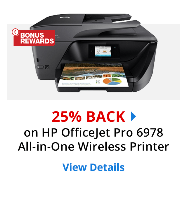 Check out this week's printer offer