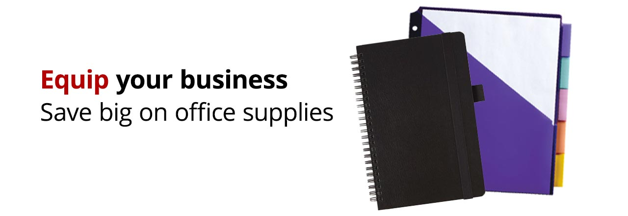 Save big on office supplies