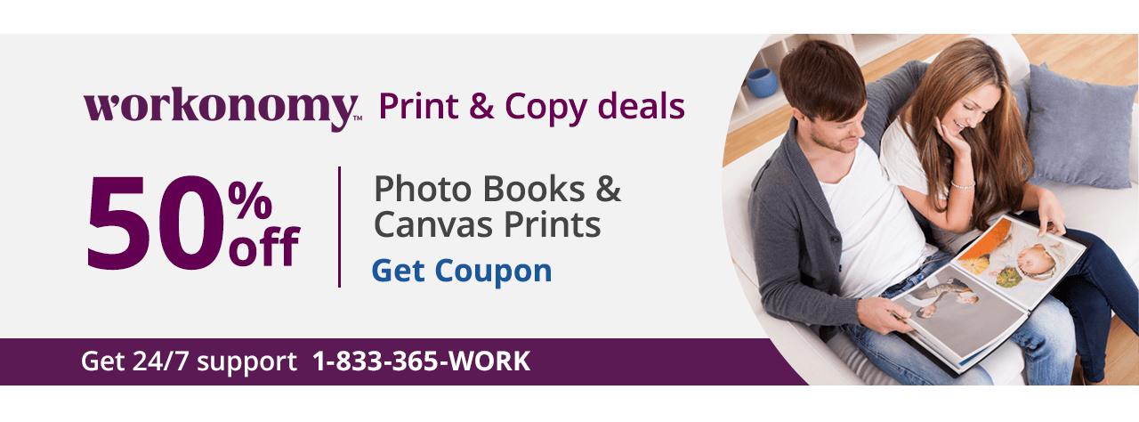 Workonomy Print and Copy Deals