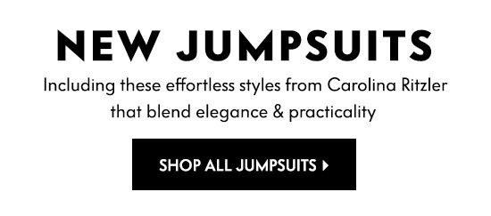 New Jumpsuits