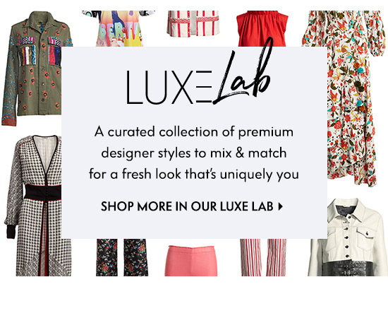 Shop More in Luxe Lab