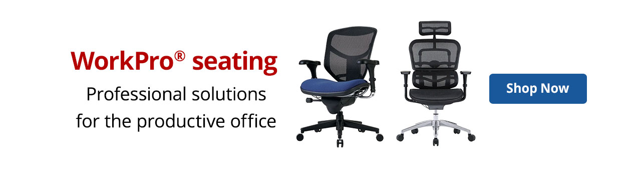 Workpro seating for the productive office