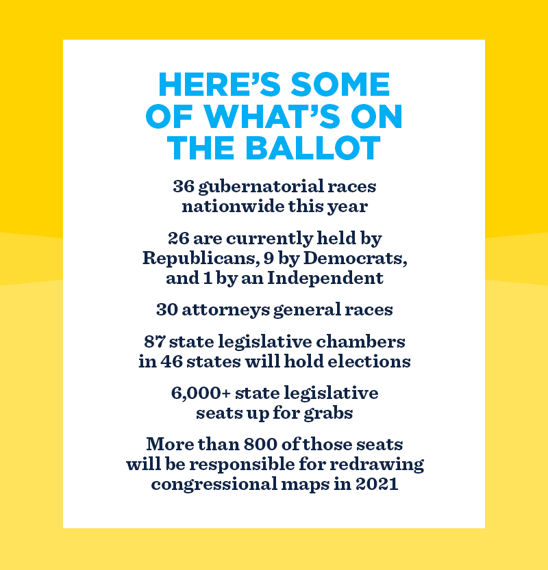 We can elect thousands of Democrats in November and make history with diverse candidates who will defend our values.